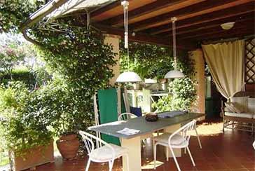 Foto Villa Rif.AF063 in affitto-stagionale situato a Forte dei Marmi