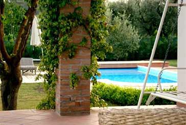 Photo about Villa with swimming pool Ref.AF081 Pietrasanta