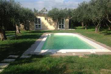 Foto Villa con Piscina Rif.AFS087 in affitto-settimanale situato a Pietrasanta