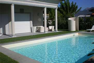 Foto Villa con Piscina Rif.AF142 in affitto-stagionale situato a Marina di Pietrasanta