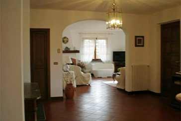 Foto Villa Rif.AF163 in affitto-stagionale situato a Forte dei Marmi