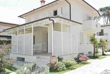 Foto Villa Rif.AF202 in affitto-stagionale situato a Marina di Pietrasanta