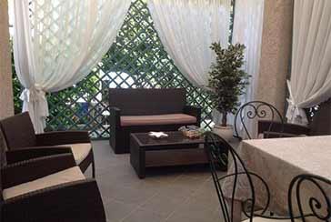 Foto Villa Rif.AF212 in affitto-stagionale situato a Forte dei Marmi