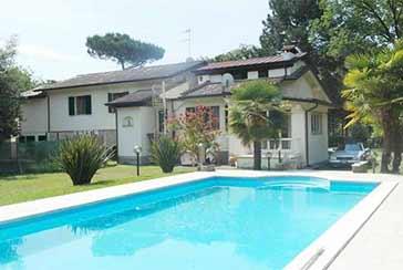 Main photo about Villa Ref.AF224 for seasonal-rent located in Marina di Massa