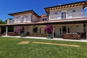 Photo about Villa Ref.AF331 Marina di Massa