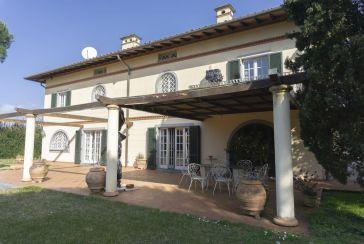 Foto Villa Rif.AF336 in affitto-stagionale situato a Cinquale