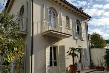 Photo about Villa Ref.AF355 Marina di Massa