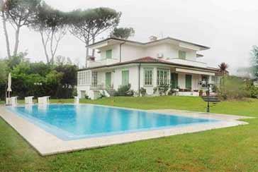 Foto Villa con Piscina Rif.AF187 Forte dei Marmi