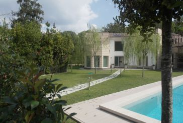 Photo about Villa with swimming pool Ref.AF268 Pietrasanta
