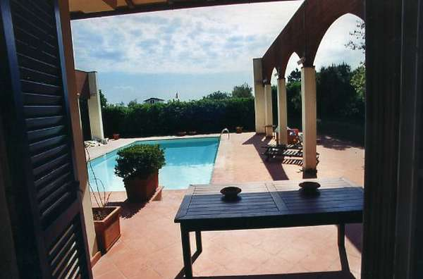 Photo about Villa with swimming pool Ref.AFS005