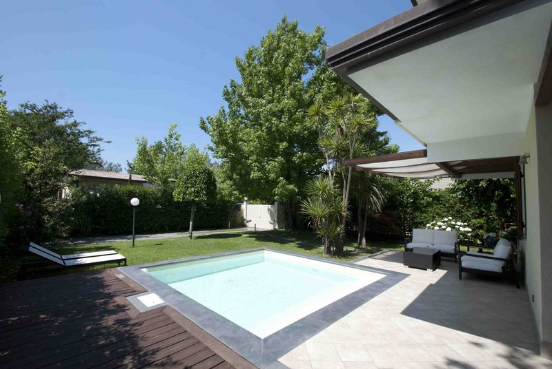 Photo about Villa with swimming pool Ref.AFS042