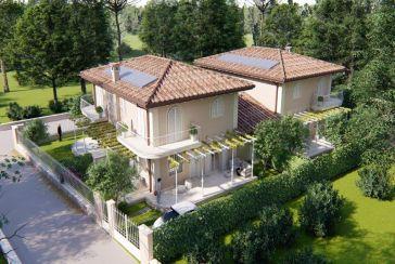 Foto Casa Bi/Trifamiliare Rif.P369 in vendita situato a Marina di Pietrasanta