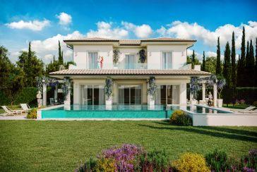 Main photo about Villa Ref.F443 for sale located in Forte dei Marmi