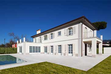 Photo about Villa Ref.F531 Forte dei Marmi