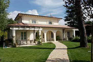 Photo about Villa Ref.F557 Forte dei Marmi