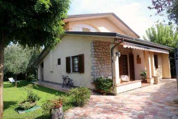 Photo about Villa Ref.F857 Forte dei Marmi