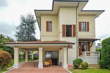Main photo about Villa Ref.P354 for sale located in Pietrasanta